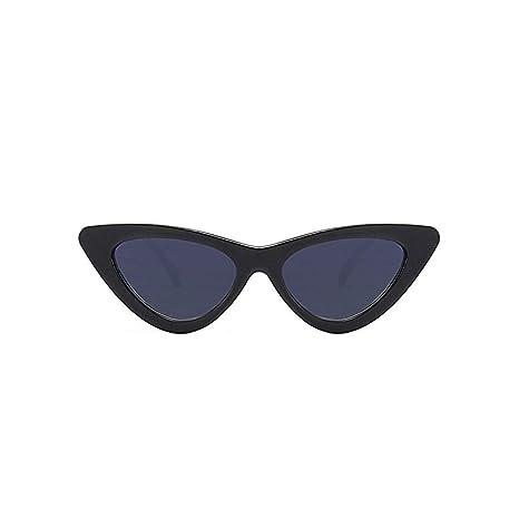 gafas de sol de plástico estilo ojos Cat gafas reutilizables ...