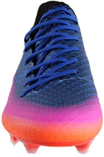 Adidas Messi 16,1 Fg Bleu / Blanc / Chaussures De Football Orange (bb1879) Dorange