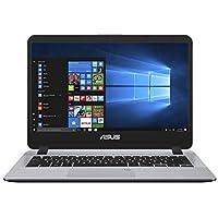(Renewed) ASUS VivoBook X407UF-EK140T 14.0-inch Thin and Light Laptop (8th Gen Intel Core i5-8250U/8GB/1TB HDD/Windows 10/MX130 GDDR5 2GB Graphics/1.55 Kg), Starry Grey