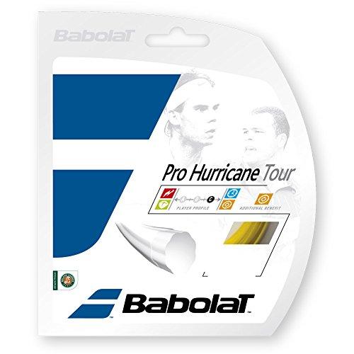 Pro Hurricane Tour 17g Strings (Babolat Hurricane Pro String)