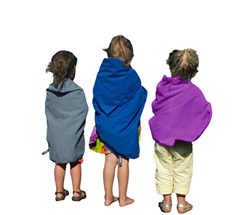 Towel Camping Swim Beach Gym Yoga Backpacking Take Drying Antimicrobial Treated INHIBITS Life product image