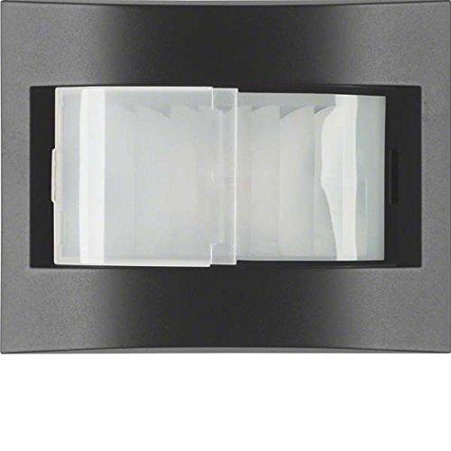 Hager k.1 - Sensor movimiento 180º 2,2m antracita: Amazon.es: Bricolaje y herramientas