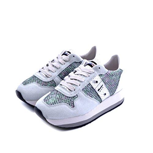 Blauer , Damen Sneaker grün grün