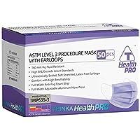 THINKA ASTM L3 PROCEDURE MASK (50pcs) - Medical Mask -Surgical Mask - ASTM LEVEL 3 MASK