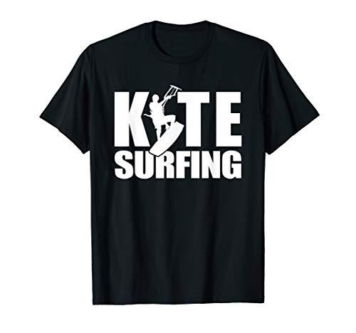 Kiteboard Kitesurfer Kiteboarding Kiten Men Women T-Shirt
