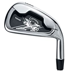 Callaway X-20 Tour Iron Sets, 3-pw, Steel, 6.0