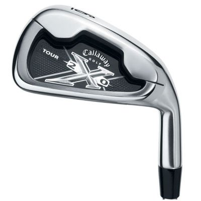20 Tour Iron Set - Callaway X-20 Tour Iron Sets, 3-PW, Steel, 6.0