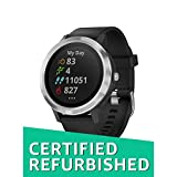 Best Gps Running Watch For Men - Garmin vívoactive 3 GPS Smartwatch - Black Review