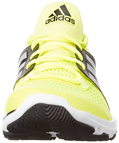 adidas Adipure 360.3 M - Zapatillas de cross training para hombre Amarillo / Plata / Blanco