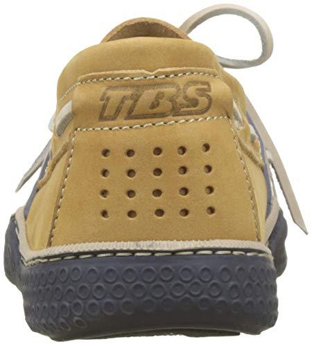 Globek Marron Chaussures Encre Tbs A79 Bateau Homme sepia 1qI5dpf