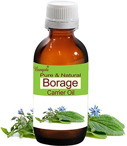 Borage Combo - Borage Oil - Pure & Natural Carrier Oil (250 ml Combo (100 ml+ 100 ml+ 50 ml))