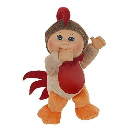 Cabbage Patch Kids 9 inch Farm Cuties - Rocky Rooster