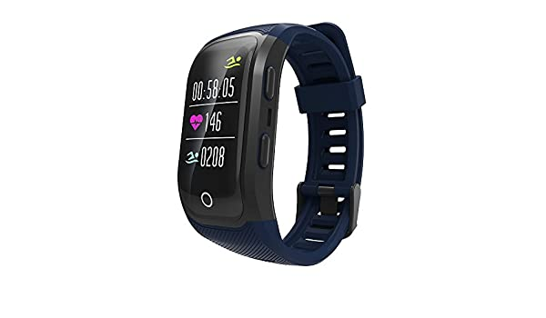 IP68 Impermeable Fitness Tracker, Deporte Profesional GPS ...
