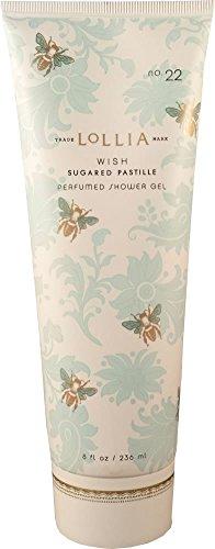 Lollia Wish No. 22 Sugared Pastille Perfumed Shower Gel 8 fl - Lollia No Sugared Wish 22