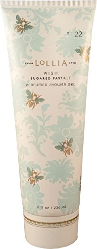 Lollia Wish No. 22 Sugared Pastille Perfumed Shower Gel 8 fl oz