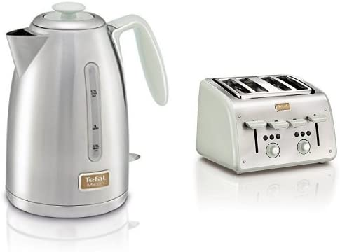 Tefal Maison Kettle and Toaster Bundle