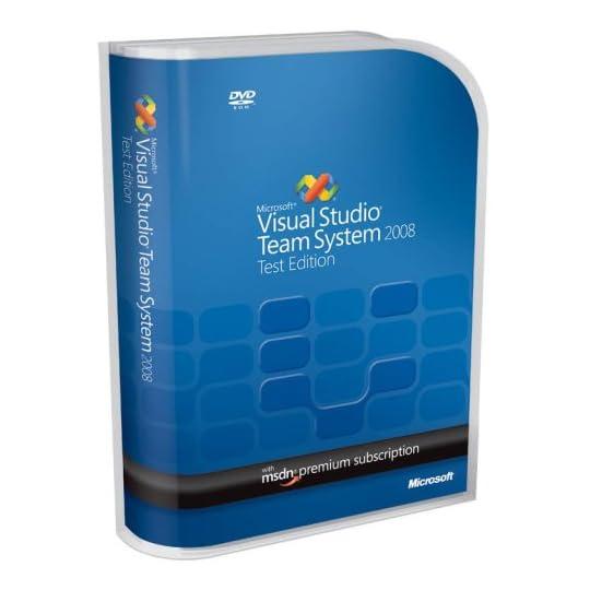 Microsoft Visual Studio Team System 2008 Test Edition Renewal Old Version
