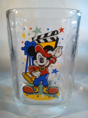 (Disney's McDonalds Collector's Year 2000 Glass)