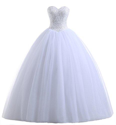 Beautyprom Womens Bridal Wedding Dresses product image