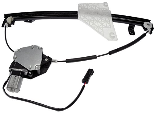- Dorman 741-597 Rear Passenger Side Power Window Regulator and Motor Assembly for Select Jeep Models