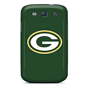 Anti-scratch And Shatterproof Green Bay Packers 2 Phone Cases For Galaxy S3/ High Quality Cases