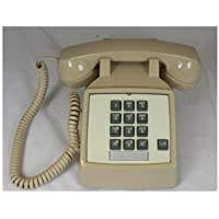 Cortelco ITT-2500-V-20F 250044-VBA-20F Desk w/ Flash - Ash