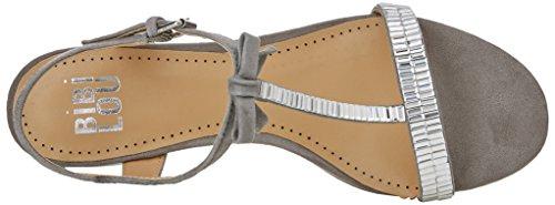 lou 030 Sling Women's Sandals bibi 916z00gt Silver Back Plata 8dqxpan