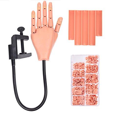 nail display hand - 7
