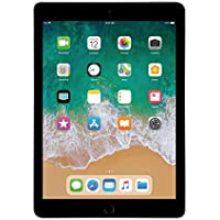 Apple 9.7 iPad (Early 2018, 32GB, Wi-Fi Only, Space Gray) MR7F2LL/A