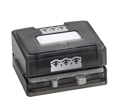 Creative Memories Dips & Diamonds Border Maker Cartridge Anchor Decorative Punch