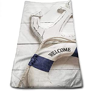 41jwDYQR%2BEL._SS300_ Beach Hand Towels & Nautical Hand Towels