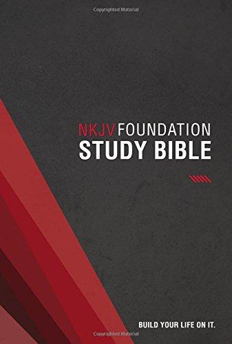 Download NKJV, Foundation Study Bible, Hardcover, Red Letter