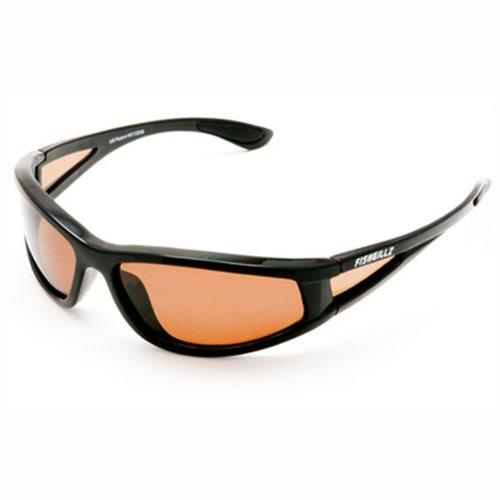 FishGillz The Baja Black Frame with Grey - Fishgillz Sunglasses