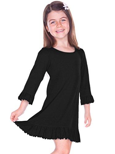 black dress 6x - 5