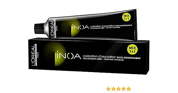 LOreal Inoa Fundamental Tinte 5.3 - 60 gr