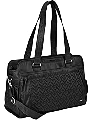 Lug Caboose Carry All Bag, Midnight Black, One Size