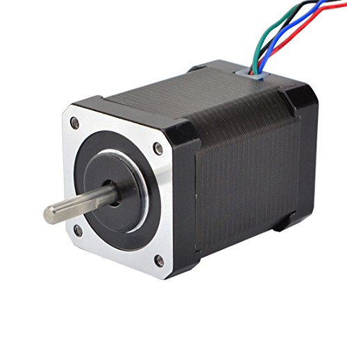 High Torque Nema 17 Bipolar Stepper Motor 92oz.in/65Ncm 2.1A Extruder Motor by STEPPERONLINE