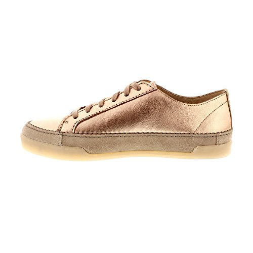 Clarks Hidi Holly - Rose Gold Leather