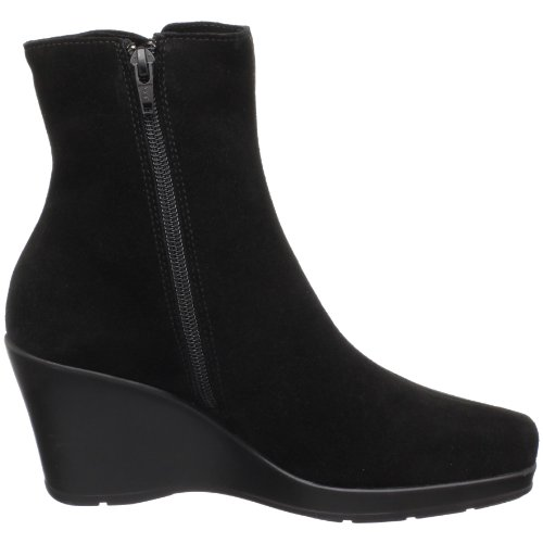 La Canadienne Women's Irene Ankle Boot Black Suede hot sale for sale cheap low cost bdn1nyee0