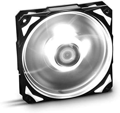 Nox H-FAN - NXHUMMERF120LW - Ventilador para Caja PC, 120 mm, LED ...