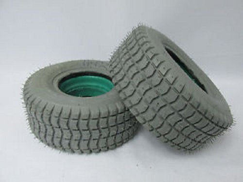 Pair of (2) 9'' X 3.50'' Solid Foam Filled Tires hoveround wheelchair