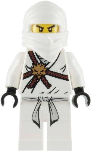 (LEGO Ninjago Zane - White Ninja)