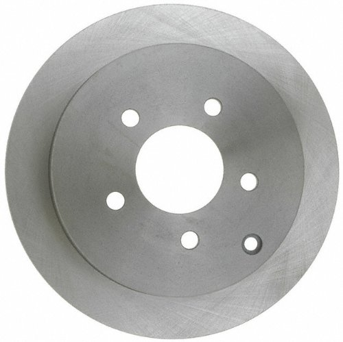 ACDelco 18A1423A Advantage Rear Disc Brake Rotor