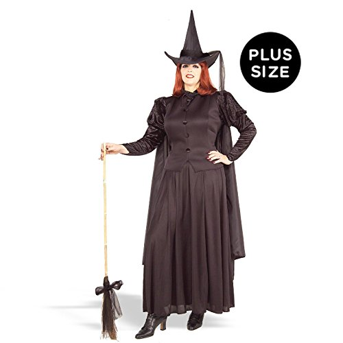 Which is the best witches costumes for women plus size?