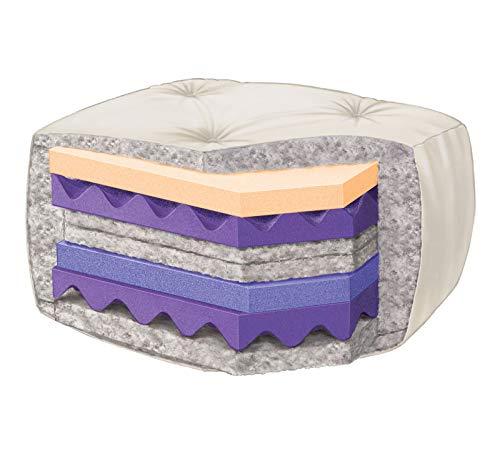 Serta Willow Memory CertiPUR Foam Futon Mattress