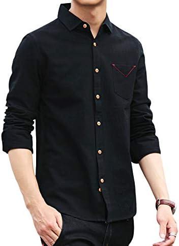 シャツ メンズ 長袖 メンズシャツ カジュアルシャツ カジュアル 無地 オックスフォードシャツ 綿 コットン