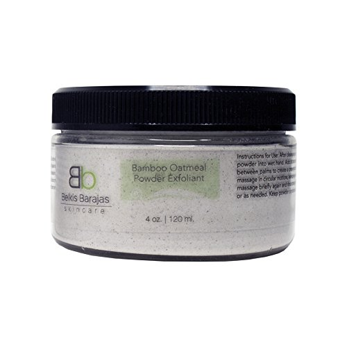 Bamboo Oatmeal Powder Exfoliant