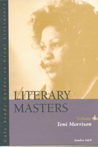 Literary Masters Morrison