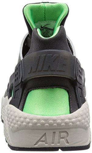 Nike Herren Air Huarache Leichter Knochen / Giftgrün-schwarz