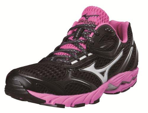 Mizuno - Zapatillas de running para mujer, color gris, talla 8,5